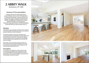JDK Bespoke Kitchen on Abbey Walk